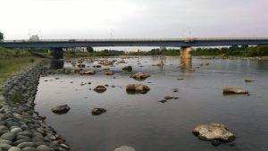 前橋利根川大渡橋